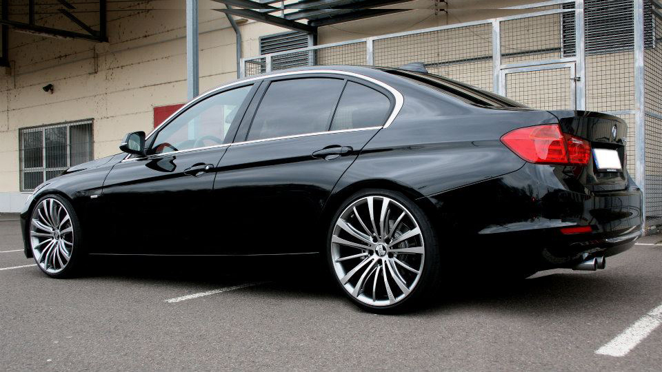 F30 With Kelleners Wheels Bmw 3 Series And 4 Series Forum