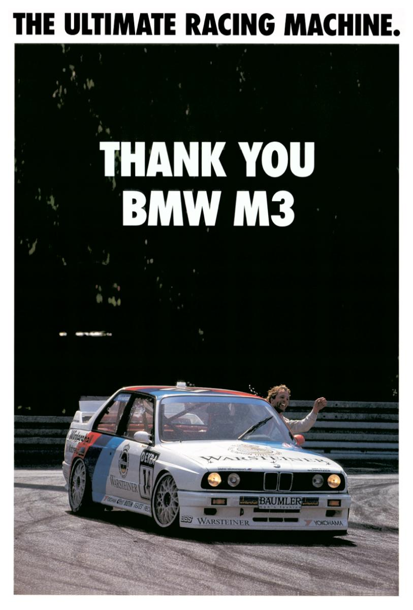 Bmw Quotes Nostalgia Bmw's Greatest Print Ads Page 3