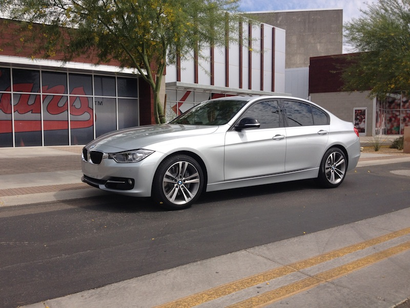 Post Your Real World F30 Tint Pics