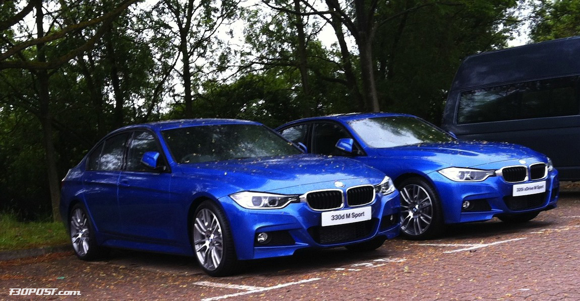 Real Life Pics Of F M Sport Models D I In Person - Bmw 3 series m sport package