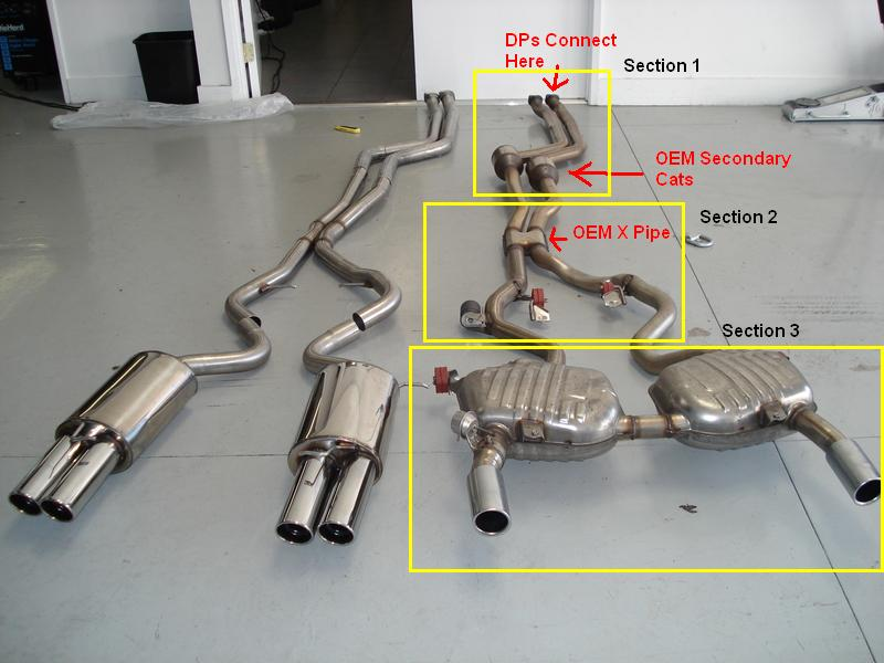 More BMW I F M Performance Exhaust Videos Driveby And Revving - 2008 bmw 335i aftermarket parts