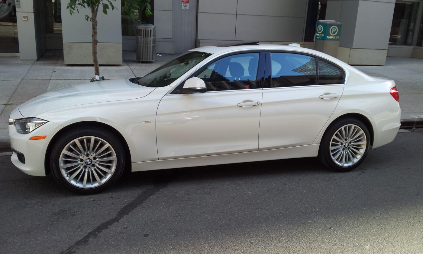 My Brand Spanking New BMW 328i Luxury Spec