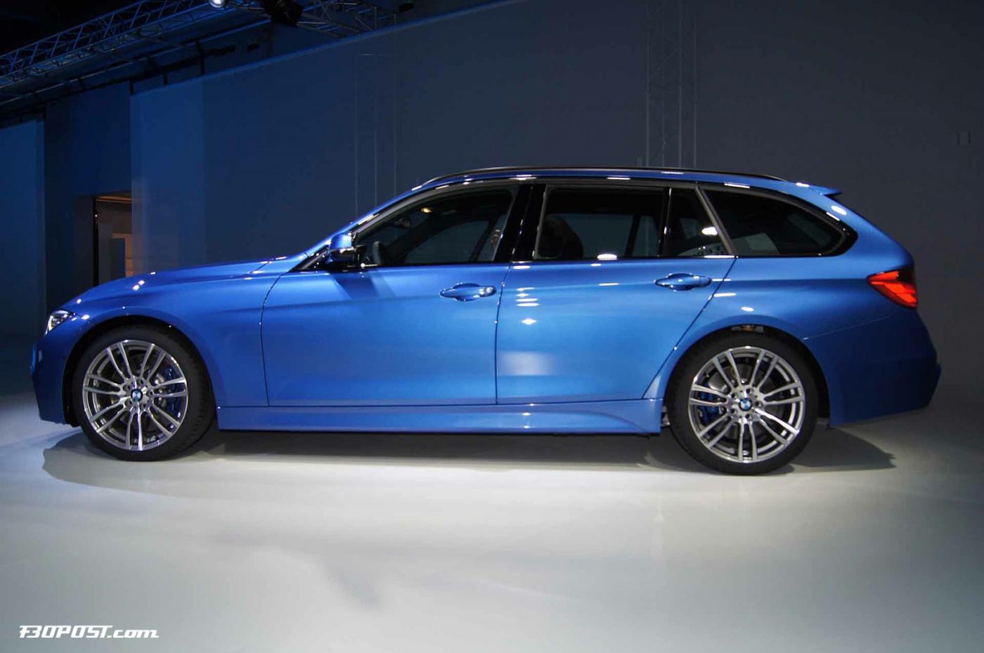2013 Bmw F31 Touring Vs Audi A4 Avant Photo Comparo