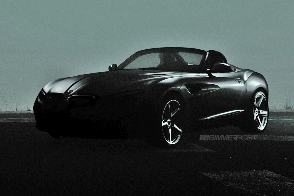 BMW Zagato Roadster Concept to Make World Debut at 2012 Pebble Beach ...