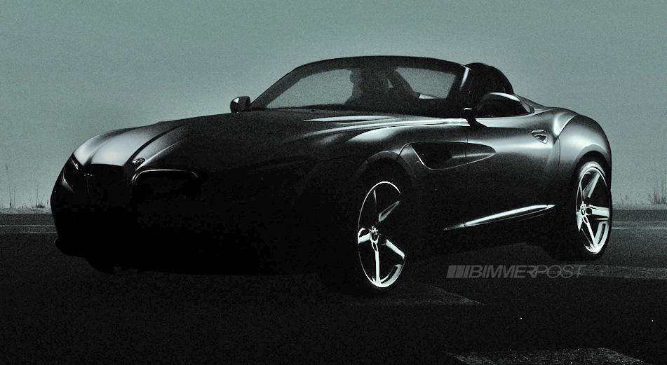 Bmw Zagato Roadster Concept To Make World Debut At 2012 Pebble Beach