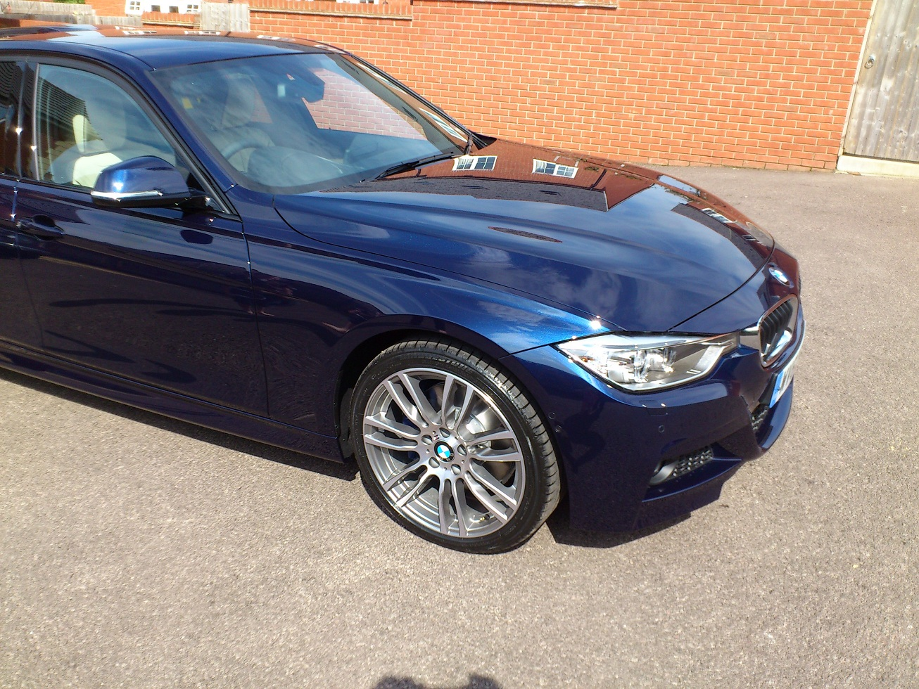 F30 Official Tanzanite Blue F30 Photo Thread