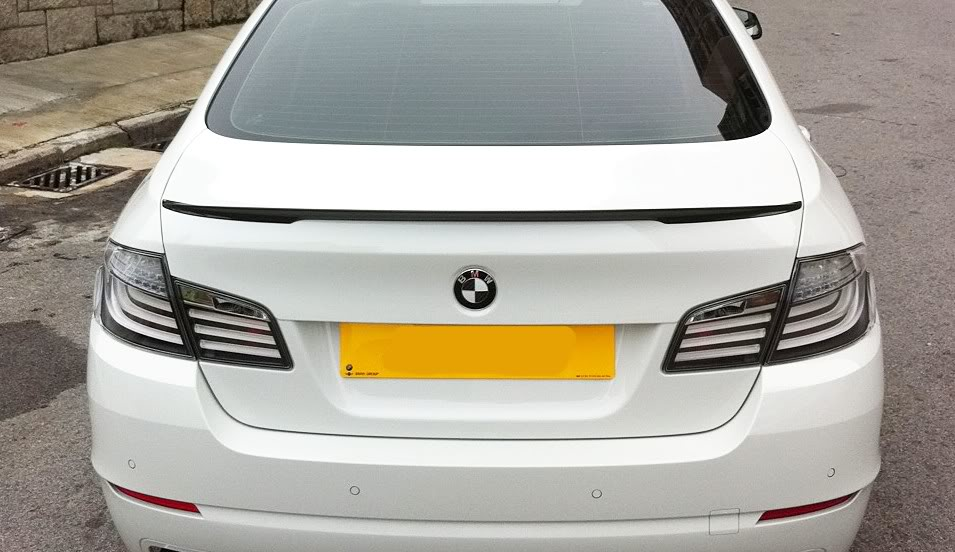 F30 Tail Light White Line