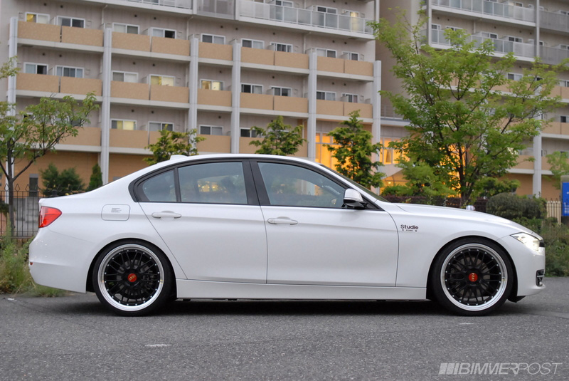 Studie Ag F30 Project Alpine White F30 328i