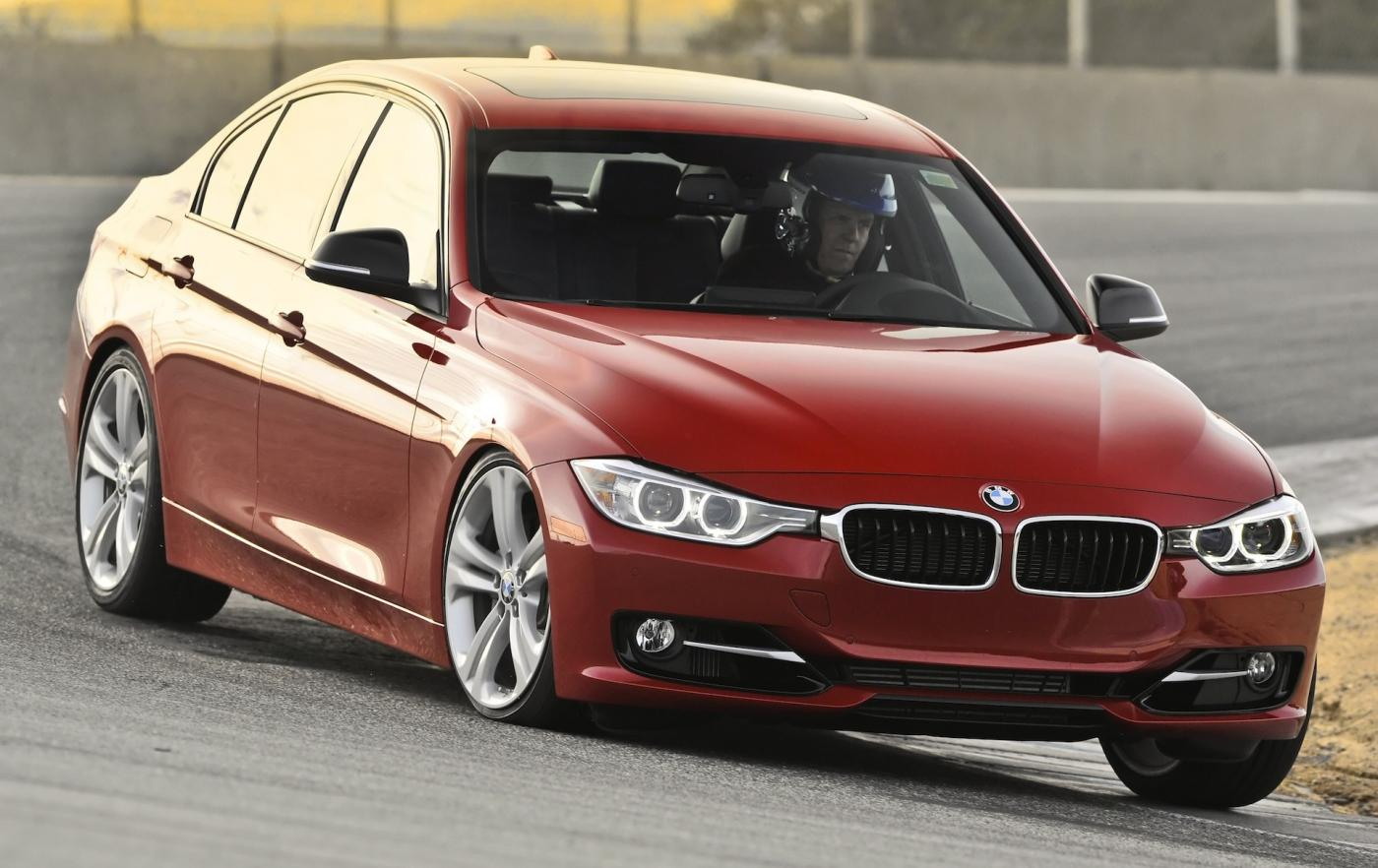BMW Series And X Make Short List For North American Car - All bmw cars list