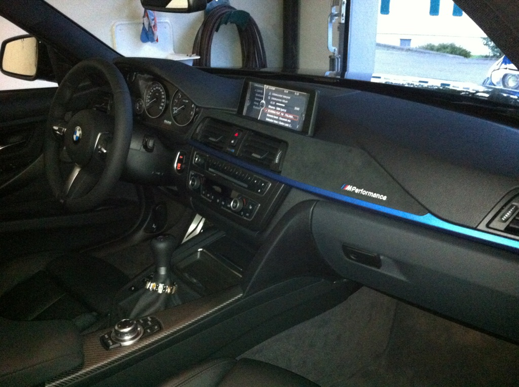 Bmw M Performance Interior Kit Install Diy Guide For F30 Page 4