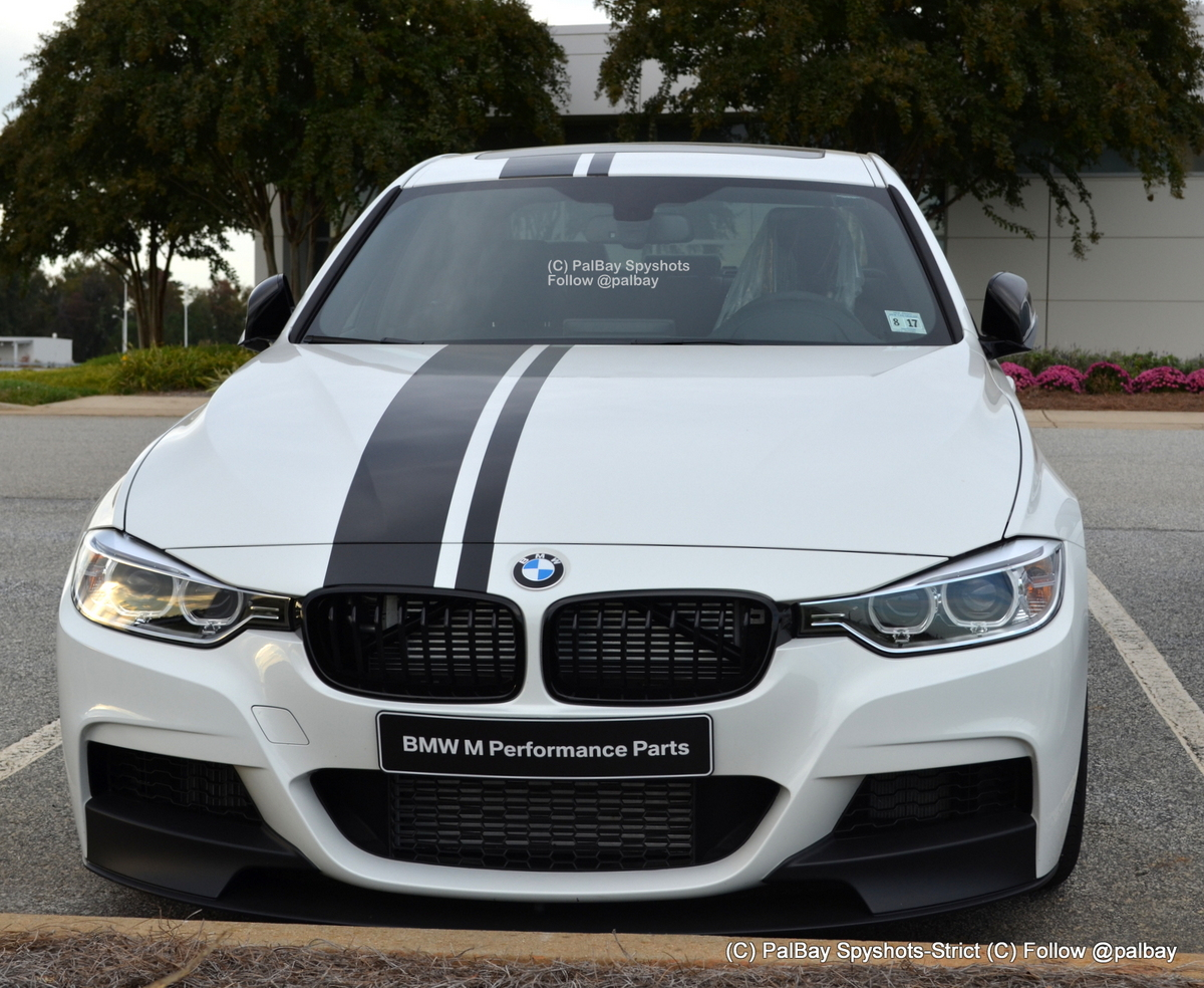 First Real Life Photo S F30 3 Series All M Performance Parts