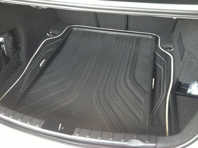 F30 Factory Boot Liner