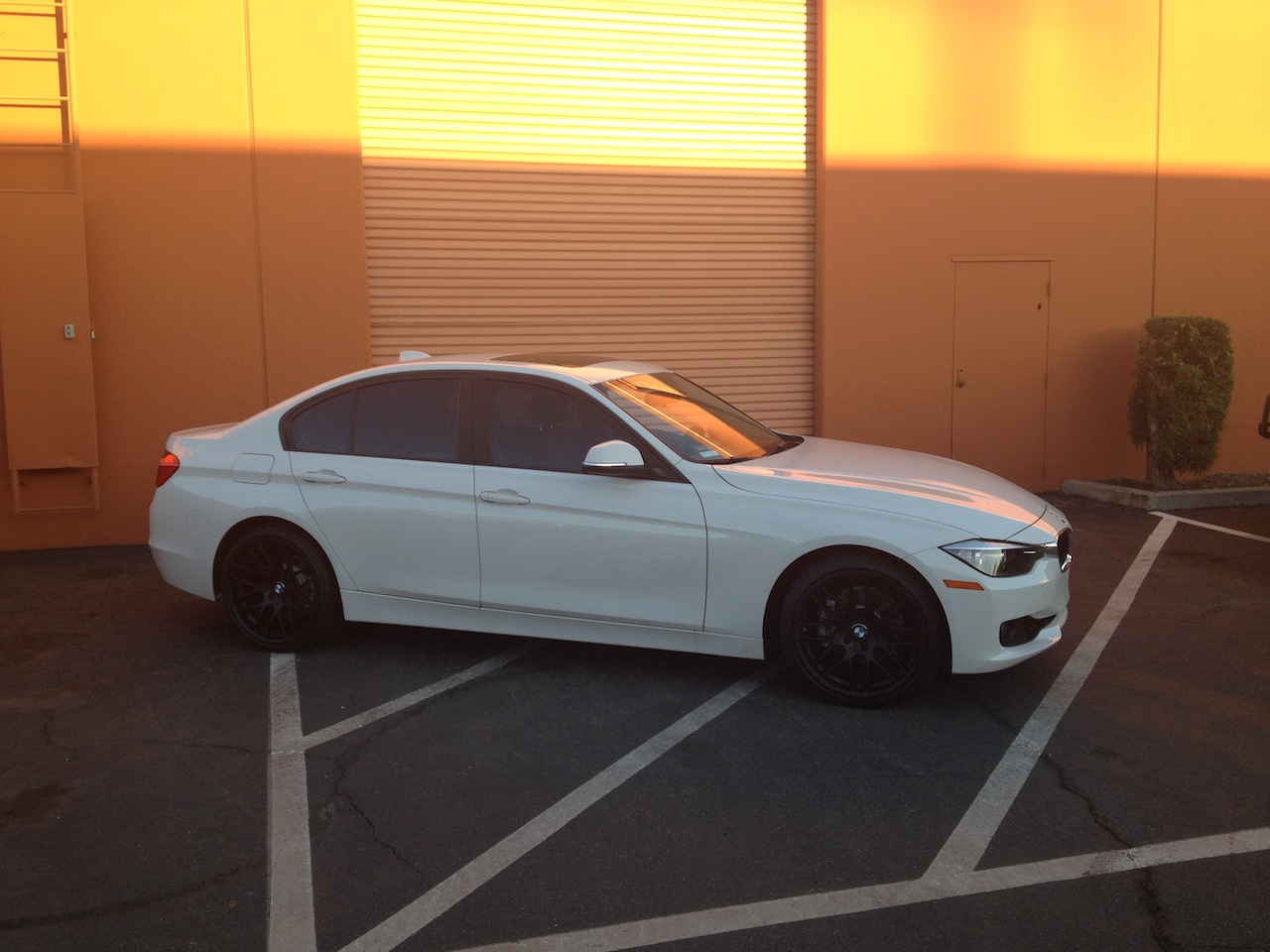 My Aw F30 328i Mods To Come