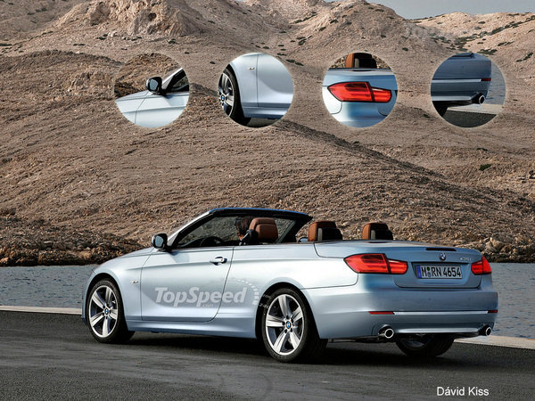 First Look At BMW Series I Or I F Coupe In - 2012 bmw 4 series