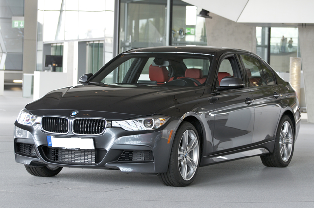 2013 335i xDrive MSport Pkg Review