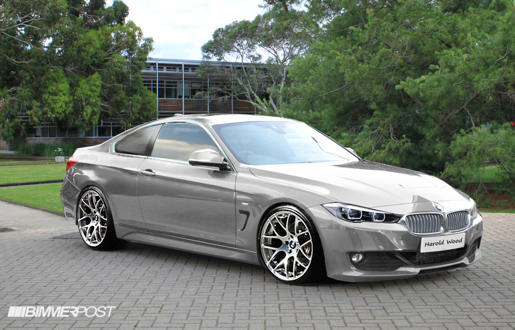 renders bmw 4 series coupe convertible alpina b4 m4 and. Black Bedroom Furniture Sets. Home Design Ideas
