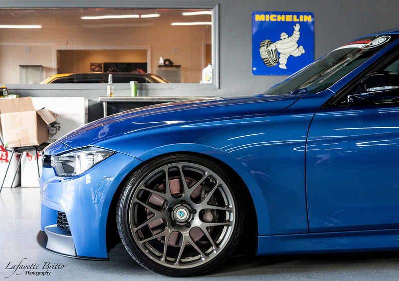 Blue 335i F30 Autos Post