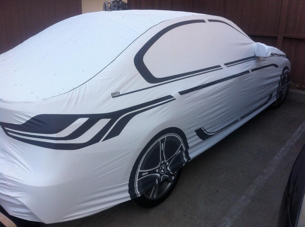 F30 Oem Car Cover