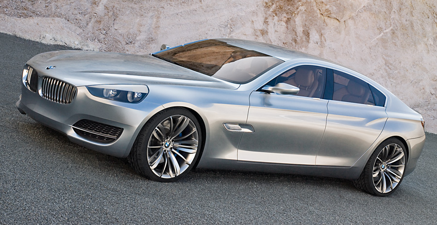 Notable BMW Concept Cars from the Last 13 Years