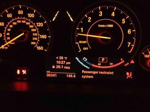 bmw f30 airbag reset tool