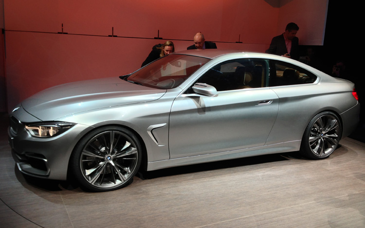 Bmw 4 Series Concept Lights Explained By Designer