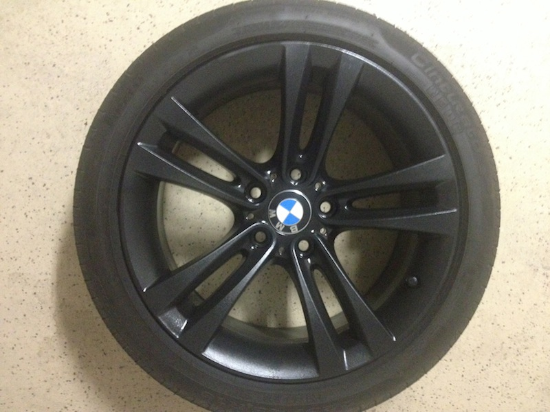 Request Plastidip Powdercoat 18 Quot M Sport Wheels