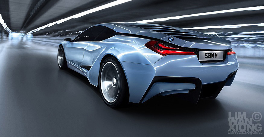 BMW M8 Supercar Plans Firming Up?