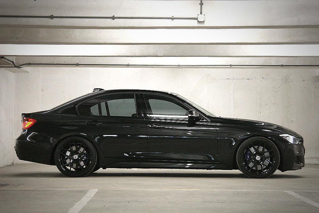 My Black Sapphire M Sport F30