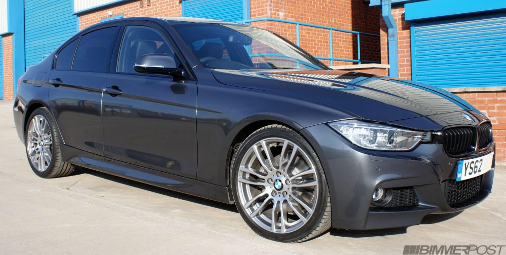 Mineral Grey 330d M Sport Vs Steel Grey E46 M3