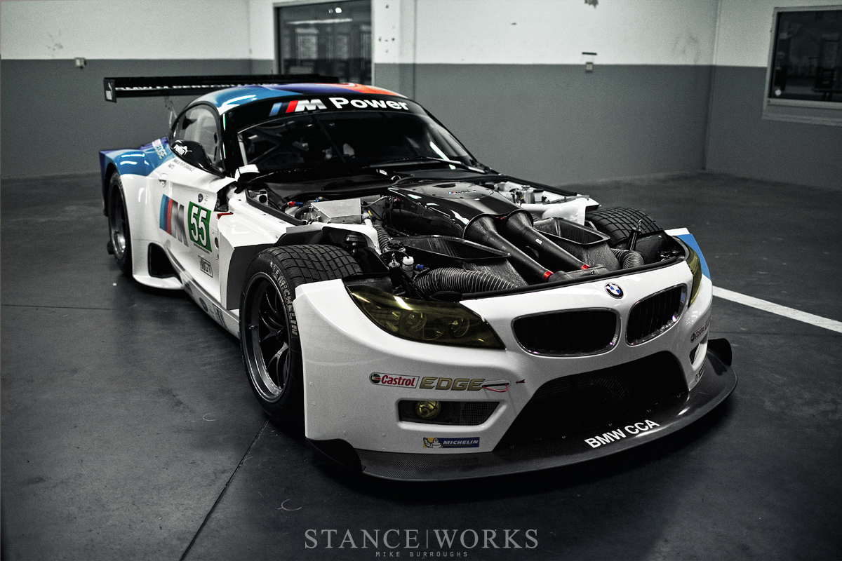 Bmw Z4 Gte Debuts Replacing M3 Gt In Alms Page 3