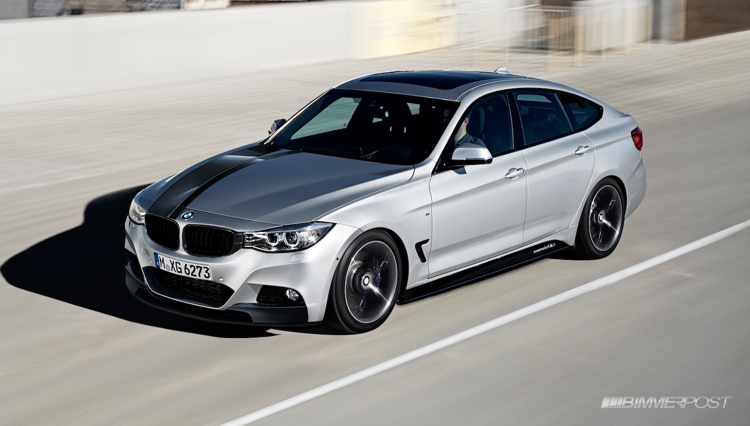 Photoshopped BMW 3Series GT F34 with MPerformance