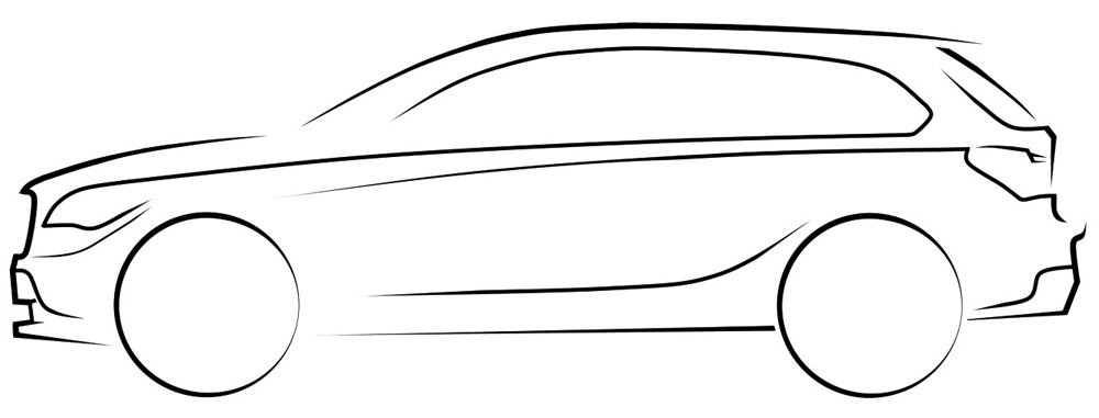 X Marks The Sport Bmw M100 X2 X4 M X7 X8 And New Sport Activity Sedan Niche