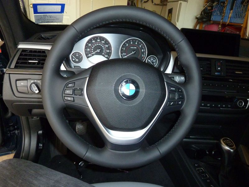 Installing F20 M Sport Steering Wheel In F30