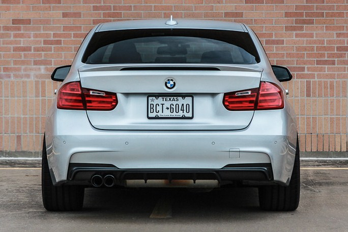 How Would You Paint Them Perfromance Rear Diffuser