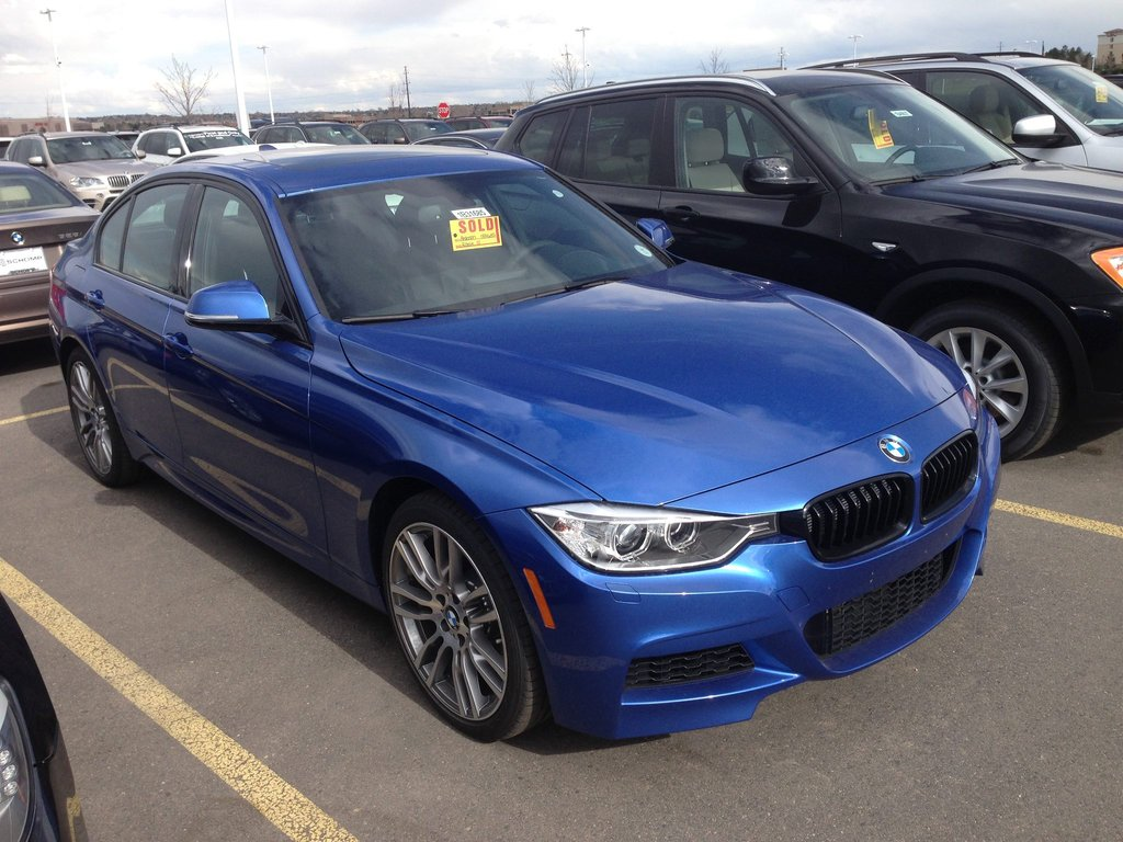 ordered 2013 m sport 335i xdrive estoril blue w carbon fiber interior page 2. Black Bedroom Furniture Sets. Home Design Ideas