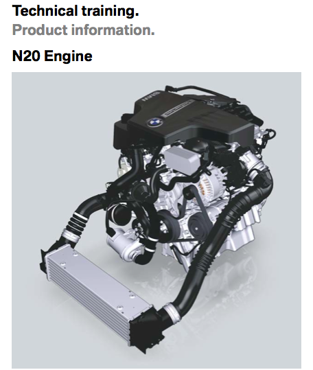 N20 Engine Full Technical Info and Service Information
