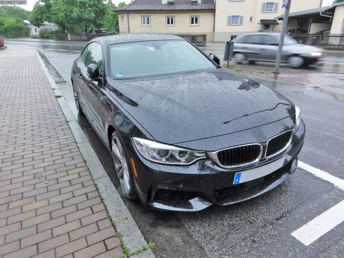 Bmw 435i M Sport Spotted In Black And In The Wild