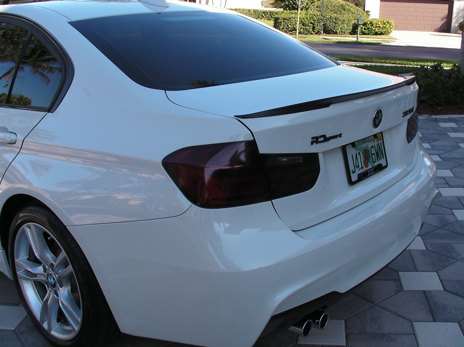 Taillight Tints Nice Touch Or Too Much