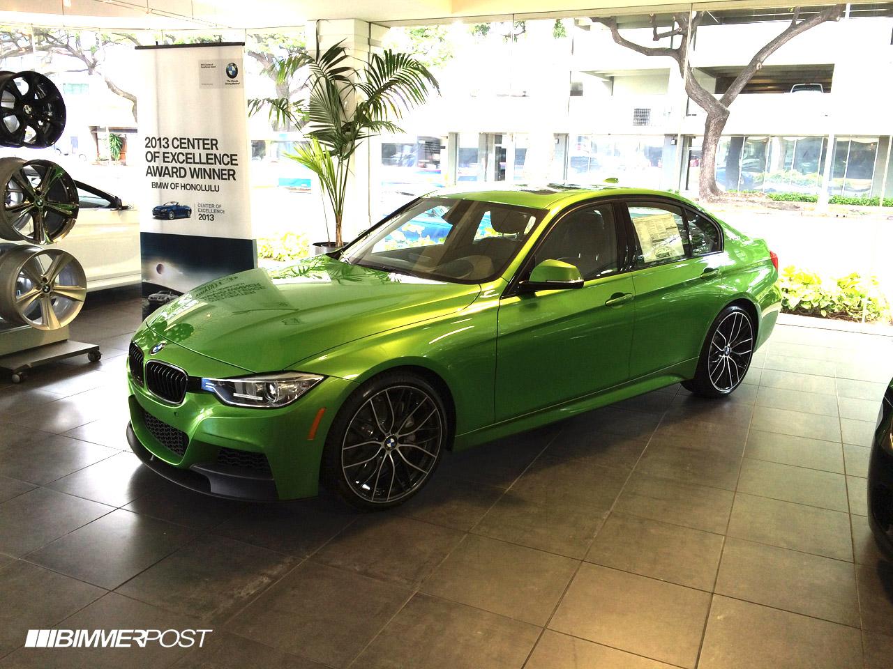 Java Green Active Hybrid 3 M Sport