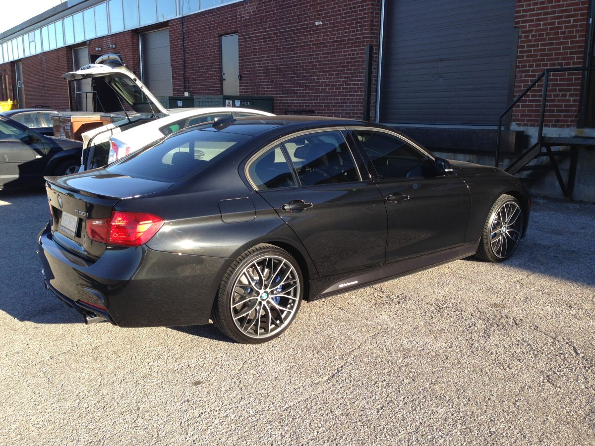 Limited 335i M Performance Edition Deliveries Begin In Canada