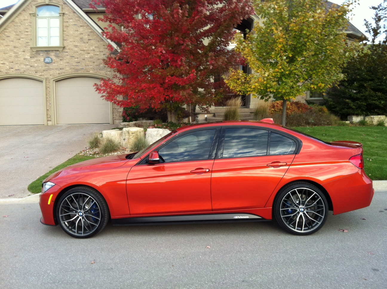 2014 BMW 335xi M Performance Edition MSRP