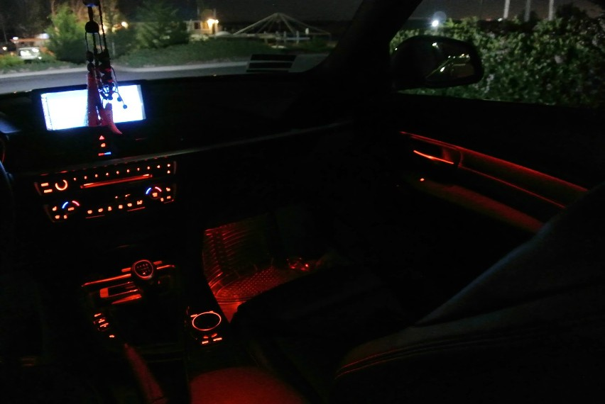 how to turn on ambient lighting 2014 bmw 435i