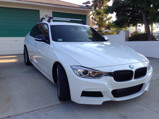 F30 Msport with roof rack?