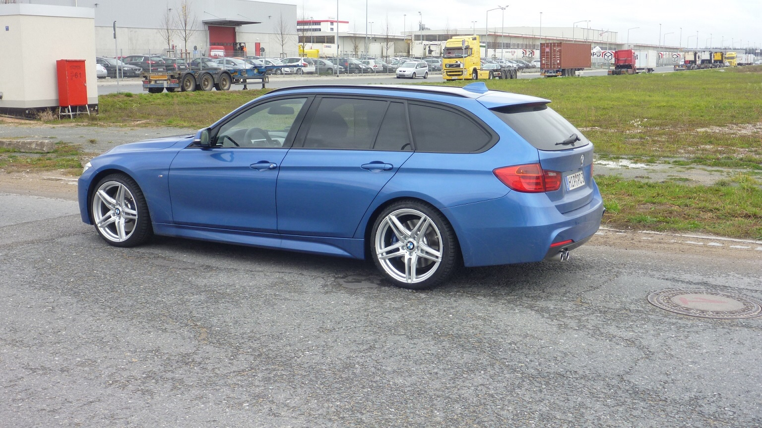 Post Your Real World F30 Tint Pics Page 3