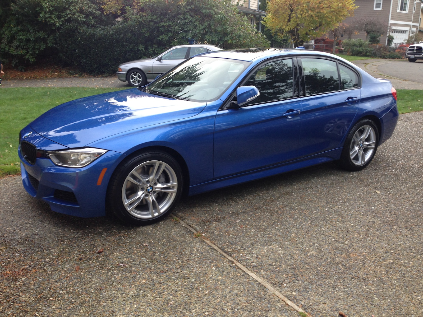 Oem Bmw Wheels >> FS: 400M Wheels With Summer performance tires [SEATTLE]