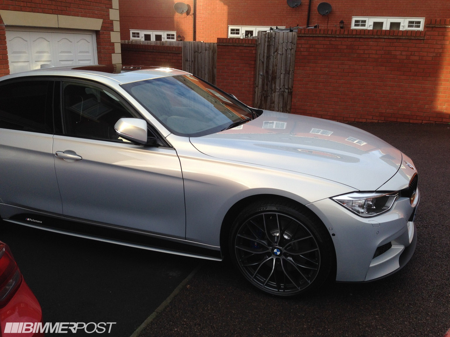 My Bmw Individual Moonstone Metallic F30 3 Series