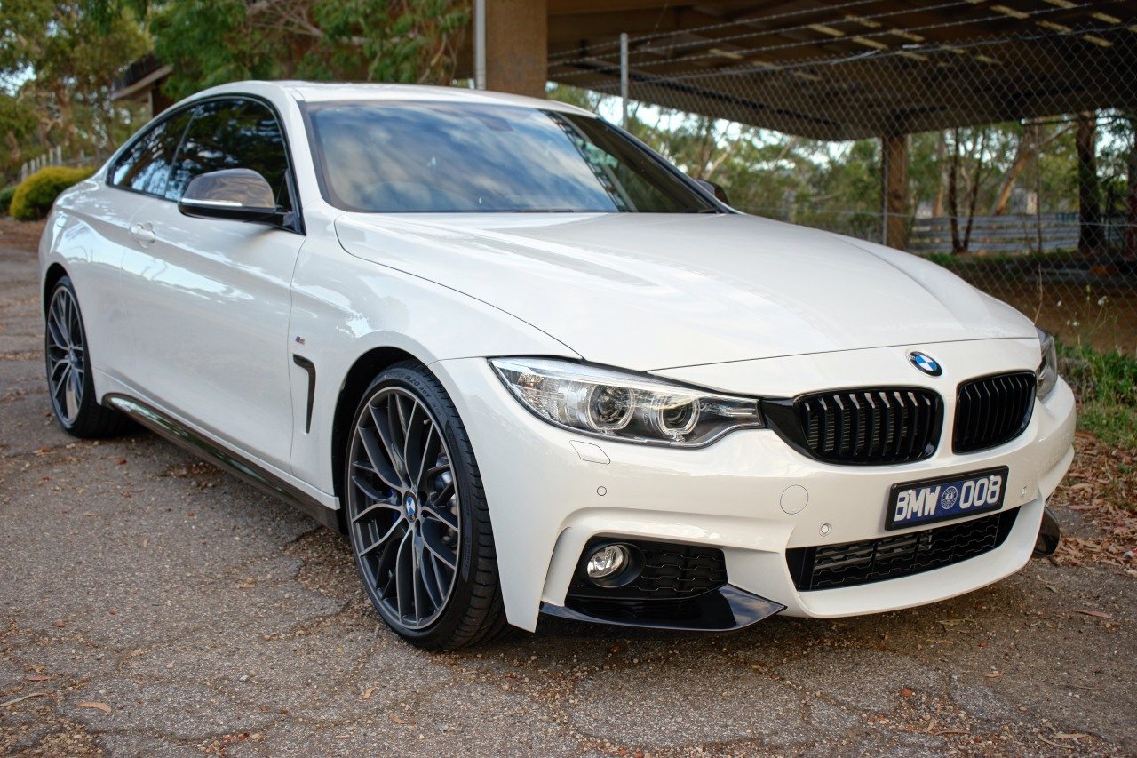 F32 F33 F36 Official Alpine White 4 Series Photo Thread
