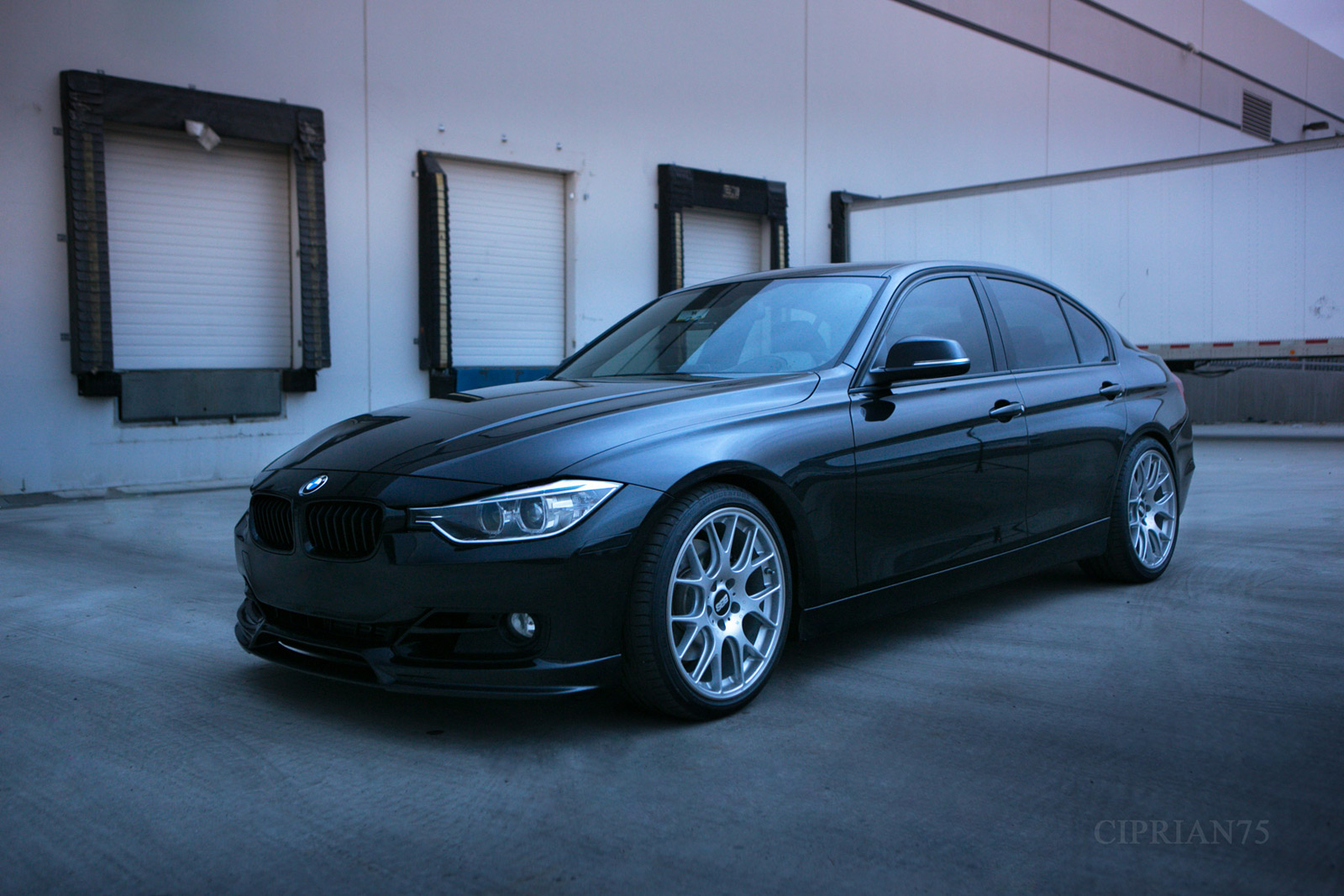 F30 335 With Bbs Ch R