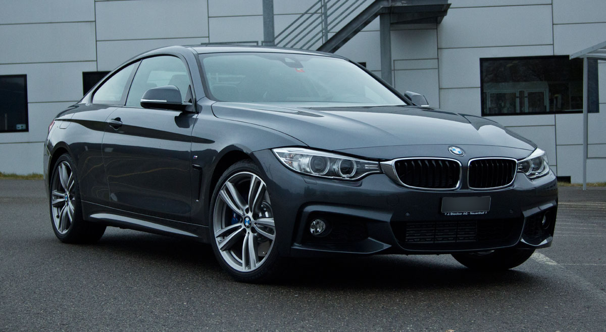 Second Chance Car Lot >> F32 430D Msport Mineral Grey