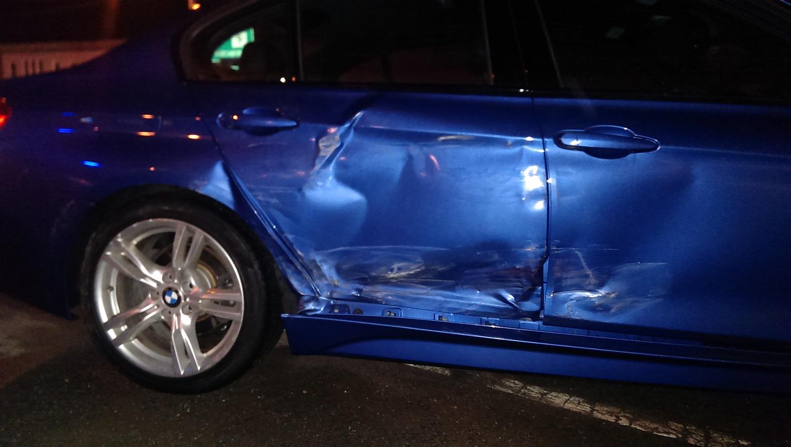 Cost Of Repair Rear Pillar Car